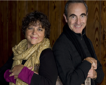 Founders and Directors of Il Chiostro Michael Mele & Linda Mironti