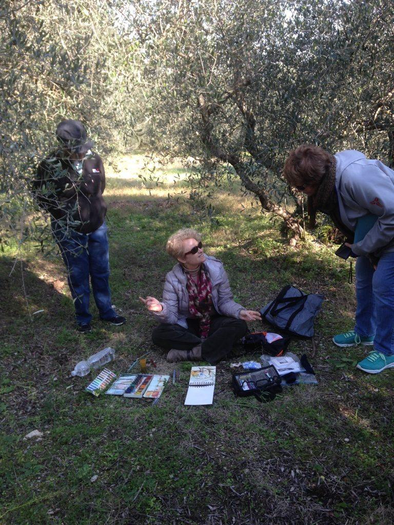 KRF-teaching Italy